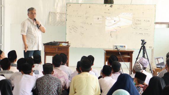 LAZ RYDHA Melaksanakan Kegiatan Pembinaan Ge-Berdaya kepada Anak Yatim
